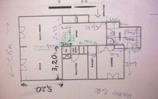 transformer un deux pi ces en 3 pieces exemple de mission d 39 un ai. Black Bedroom Furniture Sets. Home Design Ideas