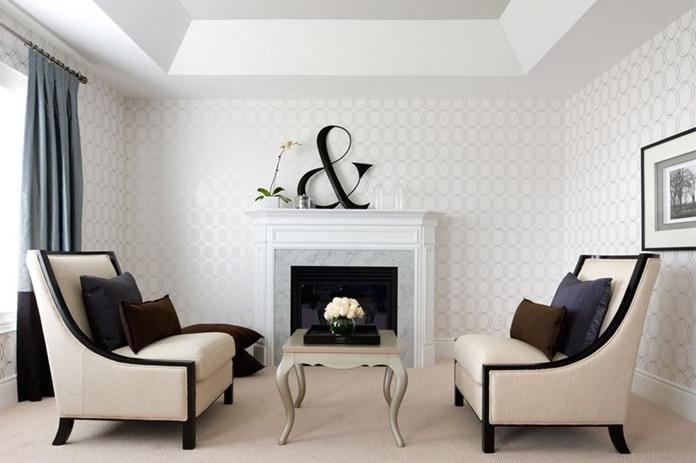 d coration papier peint tous ce qu 39 il faut savoir pour un int rieur r ussi. Black Bedroom Furniture Sets. Home Design Ideas