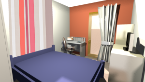 Décoration d'une chambre