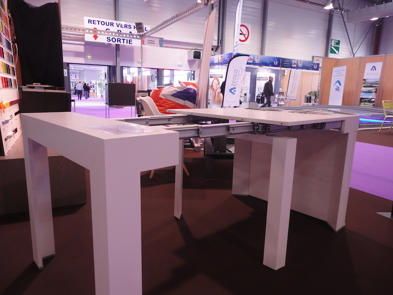 table a rallonge