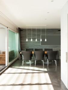 intérieur salon Architecte