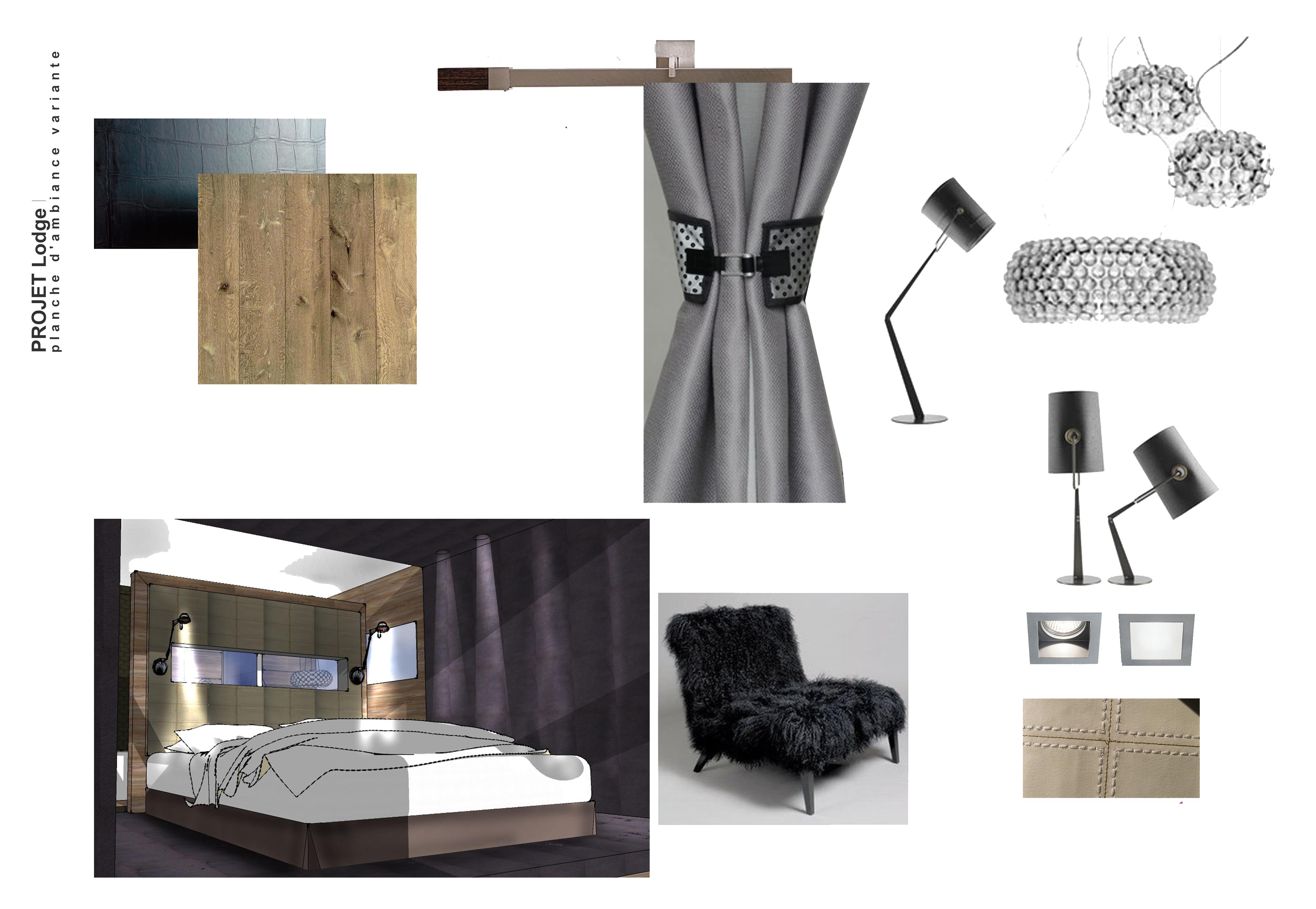 Home Staging Chambre Adulte planche décoration chambre adulte - architecte d'intérieur