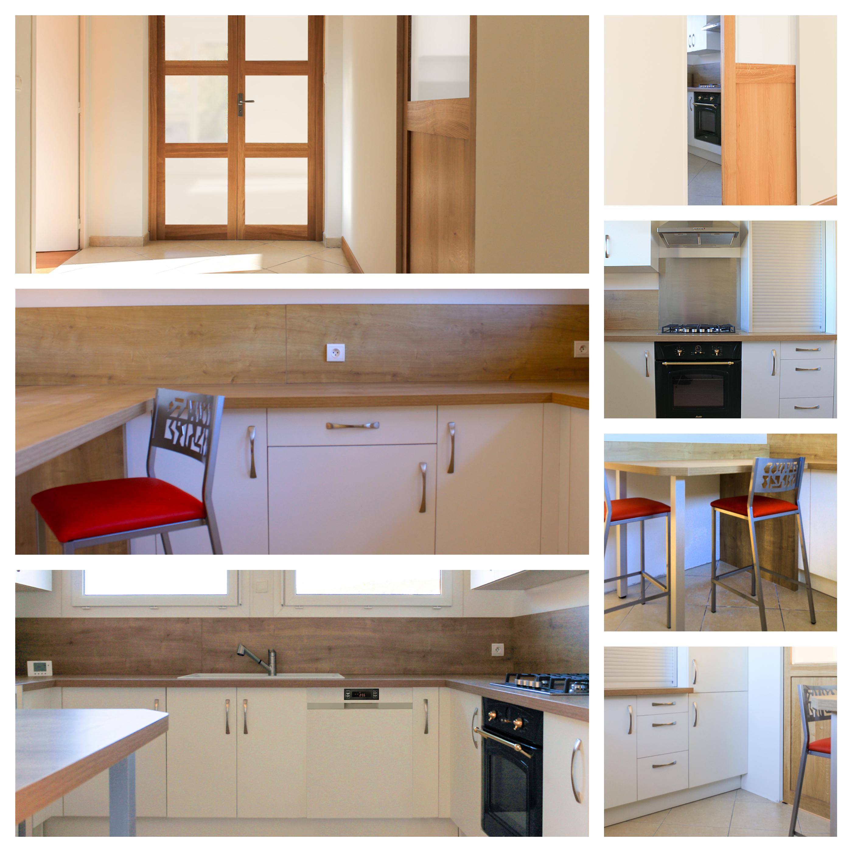 r novation d 39 une cuisine aix les bains par un architecte d 39 int rieur. Black Bedroom Furniture Sets. Home Design Ideas