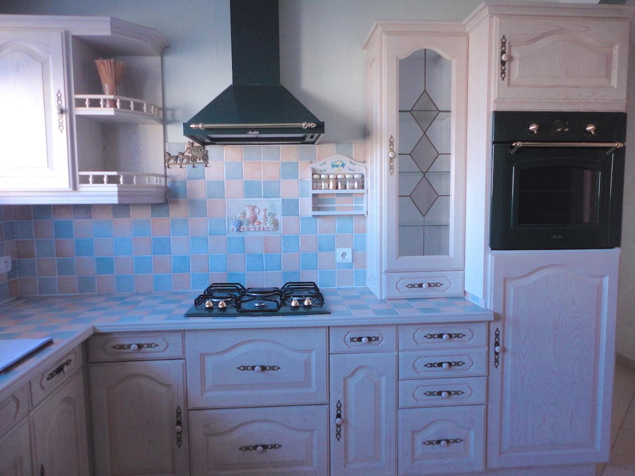 R novation d 39 une cuisine - Renovation cuisine ancienne ...