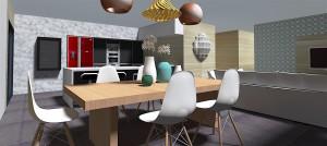 décoration salle-a-manger