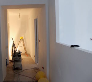 travaux intérieur appartement