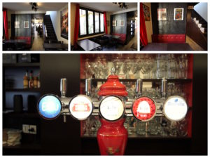 decoration café