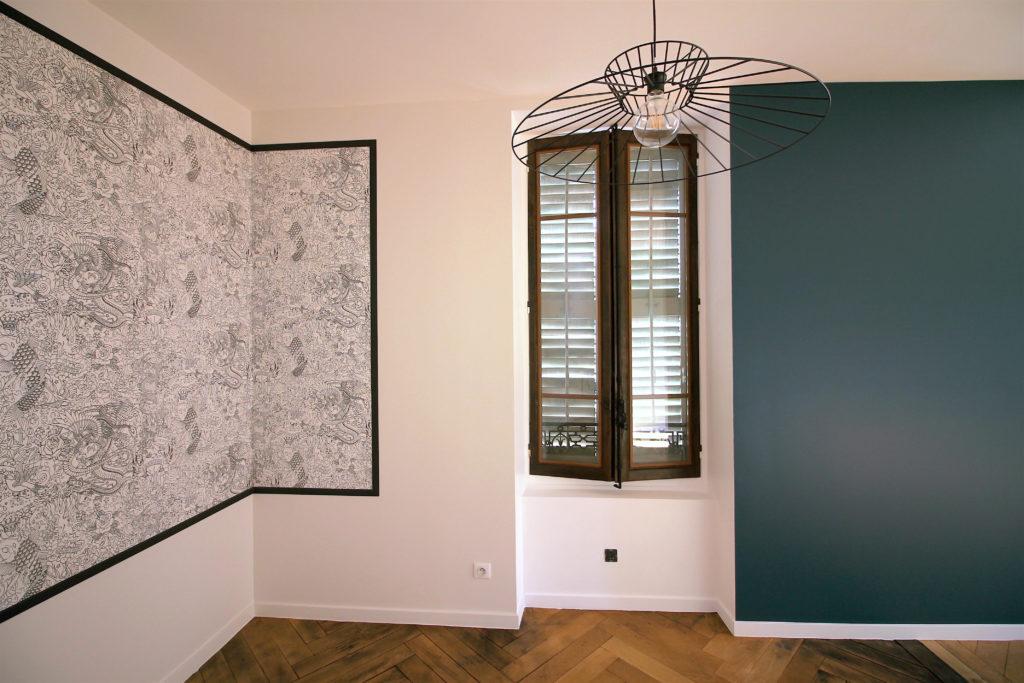 salle a manger style haussmannien architecte d 39 int rieur. Black Bedroom Furniture Sets. Home Design Ideas