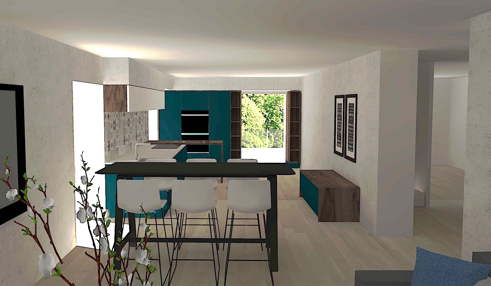 Pourquoi faire concevoir sa cuisine par un architecte d - Cuisine architecte d interieur ...
