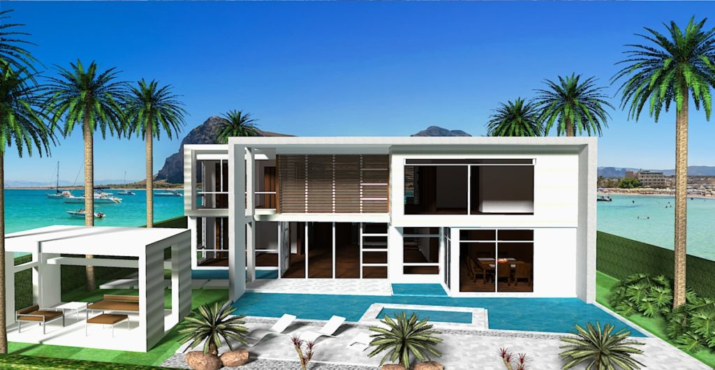Villa modèle 2016
