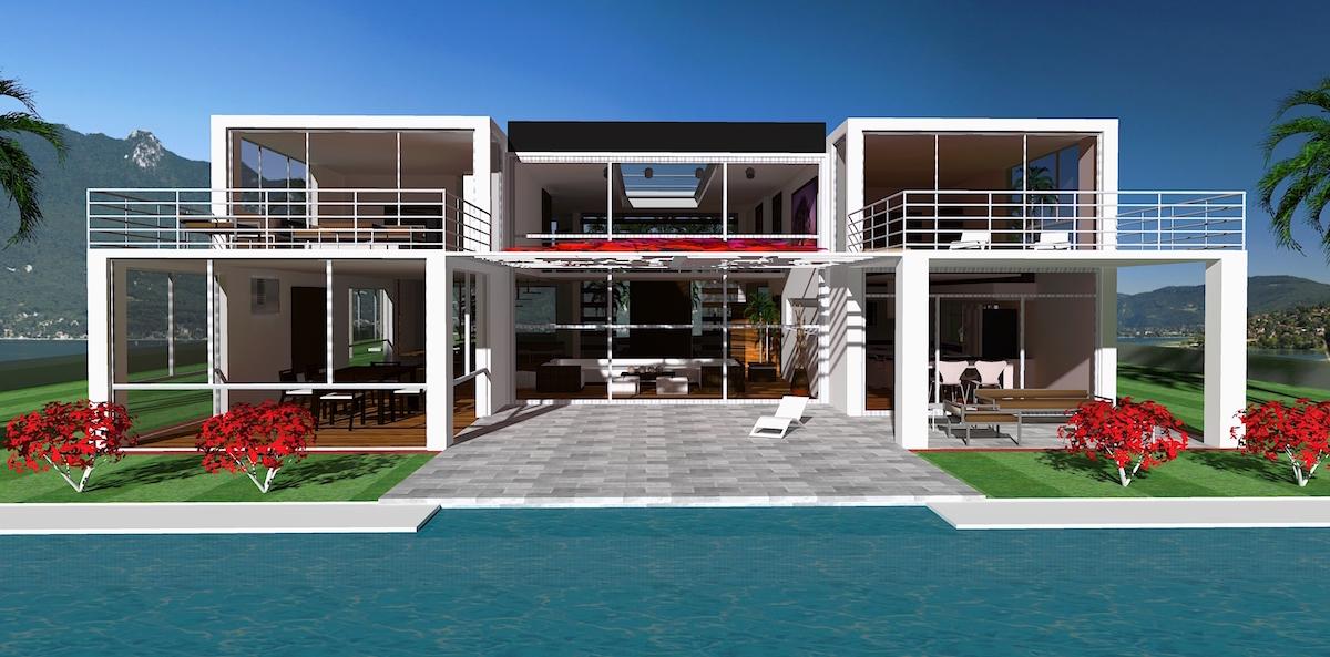 Villa modèle 2017