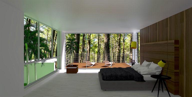 villa-chambre-design